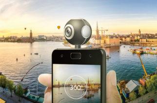 華碩全景攝影機ASUS 360°開賣,ZenFone Live冰川藍新色同步推出 @LPComment 科技生活雜談