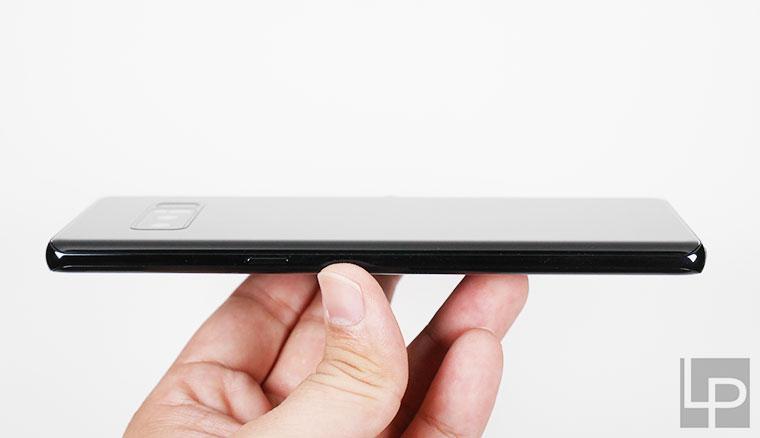 純黑旗艦:Samsung Galaxy Note 8「晶墨黑」款式開箱