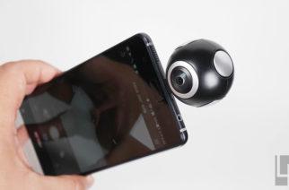 ASUS 360° camera開箱:輕鬆便宜體驗全景拍照、錄影、直播樂趣 @LPComment 科技生活雜談