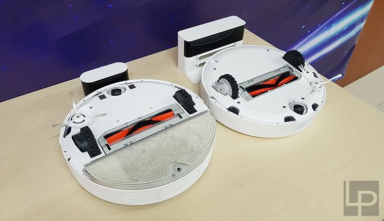 差在哪?米家掃地機器人、石頭掃地機器人比一比