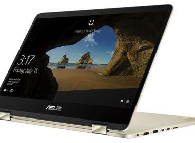 華碩ASUS ZenBook Flip 14上市,號稱最薄獨顯翻轉筆電 @LPComment 科技生活雜談