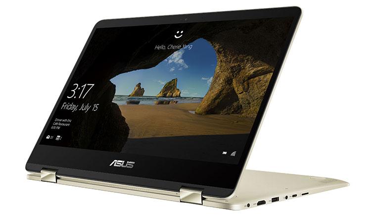 華碩ASUS ZenBook Flip 14上市,號稱最薄獨顯翻轉筆電