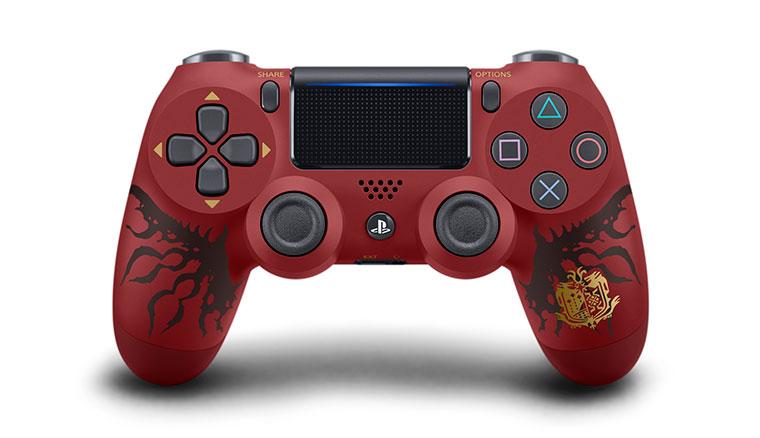 PS4 Pro魔物獵人特別設計款明年1/26在台限量推出