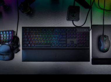 雷蛇推出Naga Trinity遊戲滑鼠及Tartarus V2 遊戲小鍵盤,針對MOBA與MMO設計 @LPComment 科技生活雜談