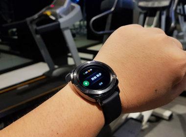 不只能游泳、還超有型!Samsung Gear Sport運動智慧錶開箱 @LPComment 科技生活雜談