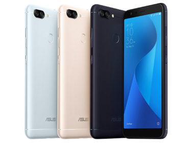 ASUS ZenFone Max Plus M1即日起在台上市,首款「全螢幕電力怪獸」 @LPComment 科技生活雜談
