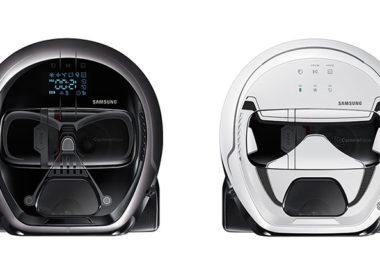 三星POWERbot Star Wars星際大戰黑武士、白兵限量版即將在台推出 @LPComment 科技生活雜談