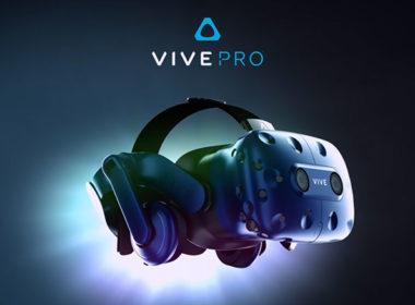 HTC Vive Pro發表!搭載解析度更高的OLED螢幕、正面配備雙鏡頭 @LPComment 科技生活雜談