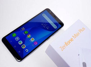 全螢幕電神:ASUS ZenFone Max Plus (M1)開箱、外型、效能實測 @LPComment 科技生活雜談