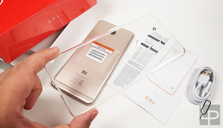 紅米5開箱:超越同級手機的質感與相機,還有爆誇張的電力表現!