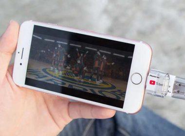 可離線瀏覽 YouTube影片!TubeDrive蘋果專用隨身碟1799元起 @LPComment 科技生活雜談