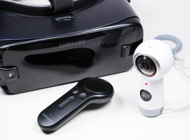 三星Gear 360 (2017)搭配Gear VR,輕鬆自製專屬的虛擬實境內容! @LPComment 科技生活雜談
