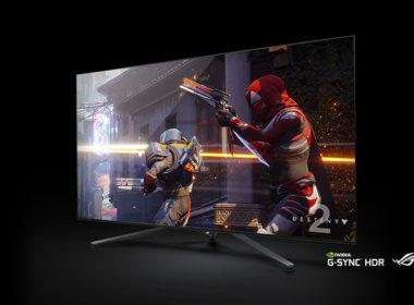 超爆大!華碩ROG於發表65吋電競顯示器ROGSwift PG65 @LPComment 科技生活雜談
