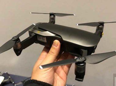 動手玩/Mavic Air登台!更小巧便利、功能更多的空拍機 @LPComment 科技生活雜談