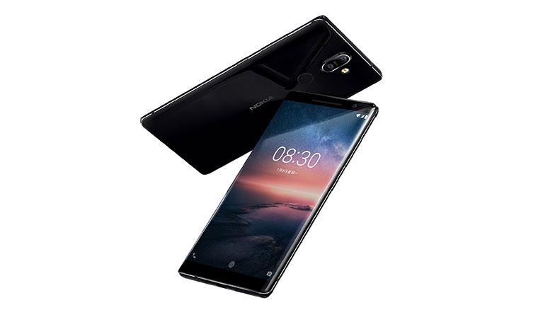 HMD發表Nokia 7 Plus、6 (2018)、8 Sirocco、1,以及經典復刻版Nokia 8110等五款新機