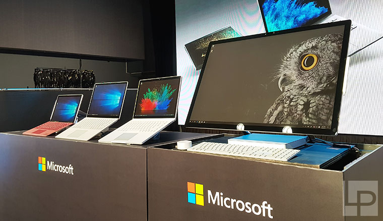 動手玩/Surface Book 2台灣2/9上市,Surface Studio、Dial確認3月登台