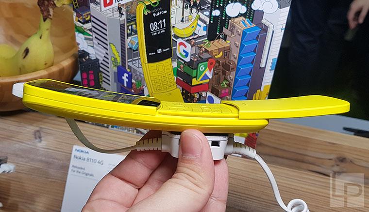 Nokia 8110 4G復刻版香蕉機動手玩!賣情懷之外,實用性也更高