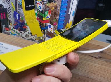 Nokia 8110 4G復刻版香蕉機動手玩!賣情懷之外,實用性也更高 @LPComment 科技生活雜談