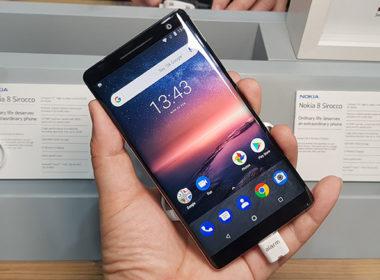 Nokia 8 Sirocco 動手玩:真正諾基亞頂級旗艦上手 @LPComment 科技生活雜談