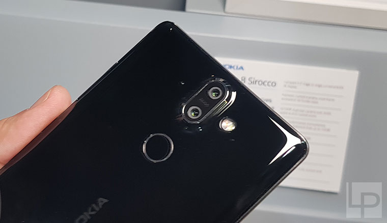 Nokia 8 Sirocco 動手玩:真正諾基亞頂級旗艦上手