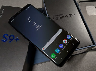 Samsung Galaxy S9+市售版開箱!實機外型寫真以及和S9比一比 @LPComment 科技生活雜談