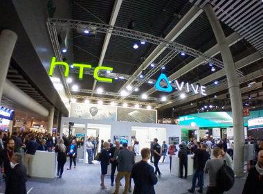 HTC MWC 2018攤位快速逛:Vive虛擬實境體驗為主,手機展示U11家族 @LPComment 科技生活雜談
