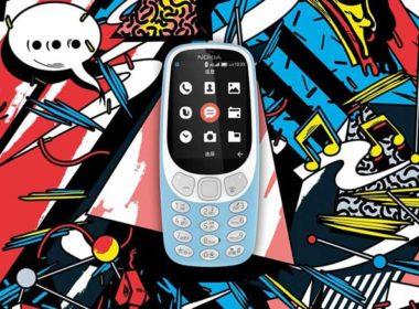 新款Nokia 3310推出4G版本,支援VoLTE與熱點分享 @LPComment 科技生活雜談