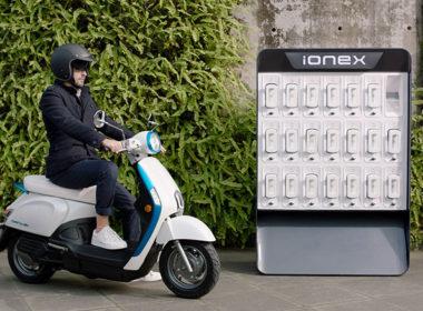 KYMCO正式發表Ionex車能網與首款車型MANY EV,強調多種充電模式與開放性 @LPComment 科技生活雜談