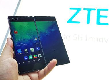 折起來是手機、打開是平板:ZTEAxon M雙螢幕摺疊手機動手玩 @LPComment 科技生活雜談
