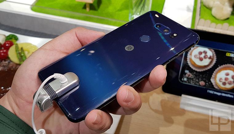 LG V30s ThinQ動手玩,AI CAM與QLens新功能實際體驗