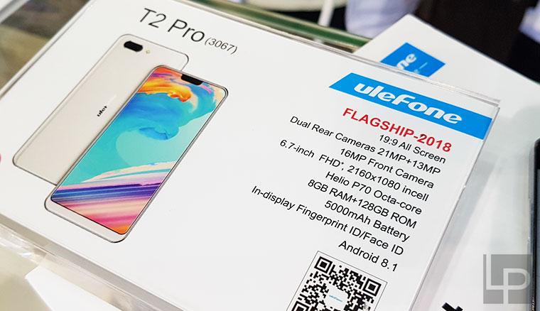 UleFoneT2 Pro動手玩:各種頂天規格搭配一顆讓人疑惑的MTK P70處理器