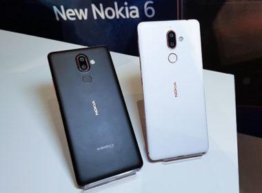 Nokia 7 Plus、Nokia 6在台發表,強調蔡司相機、製作工藝與原生安卓體驗 @LPComment 科技生活雜談