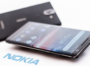 諾基亞旗艦機Nokia 8 Sirocco「鉑耀黑」限量在台開賣 @LPComment 科技生活雜談
