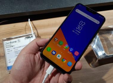 主打AI拍攝體驗:ASUS ZenFone 5在台發表,售價11990元 @LPComment 科技生活雜談