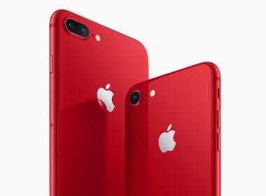 蘋果推出(PRODUCT)RED紅色iPhone 8系列!iPhone X紅色皮質翻頁保護套同步推出 @LPComment 科技生活雜談