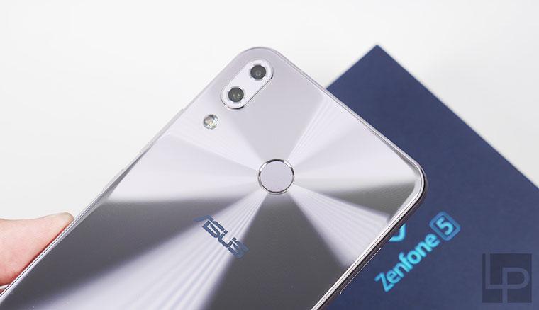 ASUS ZenFone 5外型與效能開箱測試:瀏海大螢幕、優於同級的質感與效能表現!