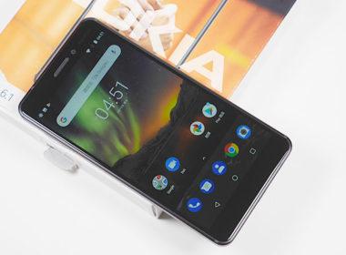 2018新款Nokia 6(Nokia 6.1)開箱!入門款也有蔡司認證鏡頭 @LPComment 科技生活雜談