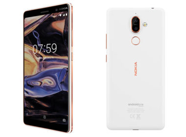 Nokia 7 plus 穹蒼白新色今日開賣 @LPComment 科技生活雜談