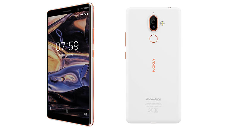 Nokia 7 plus 穹蒼白新色今日開賣