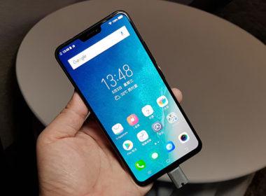 台灣首款螢幕下指紋辨識手機:vivo X21發表!5/4正式開賣 @LPComment 科技生活雜談