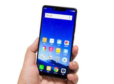 拍照更進化!SHARP AQUOS S3 全球最小六吋異形全螢幕手機 @LPComment 科技生活雜談