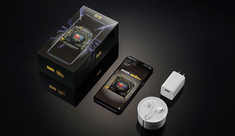 OPPO R15、R15 Pro正式在台發表,售價15990、18990元