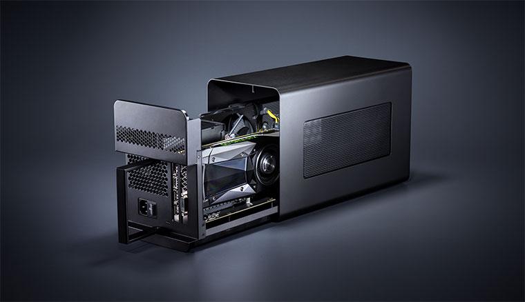 2018全新Razer Blade遊戲筆電登場!換上超窄邊螢幕與8代Core i7+10系列MAX Q顯卡!新款顯卡外接盒Core X同步亮相