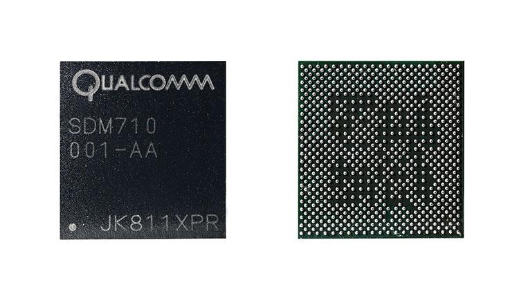 高通推出Snapdragon 710行動平台,效能優於600系列並下放800系列部分功能