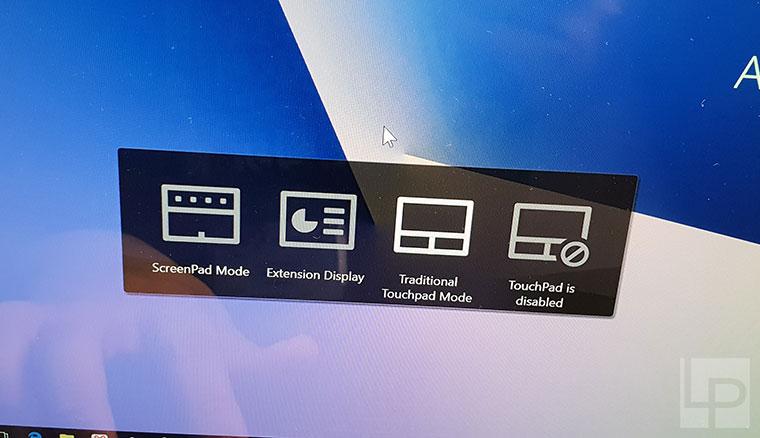 ASUS ZenBook Pro動手玩:創新子母螢幕設計,觸控板同時也是顯示器
