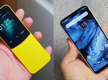 Nokia 6.1 Plus及Nokia8110 4G復刻版在台推出 @LPComment 科技生活雜談
