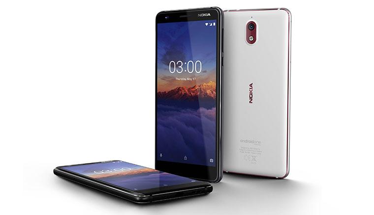 Nokia 3.1攜手遠傳在台上市,單機售價4390元