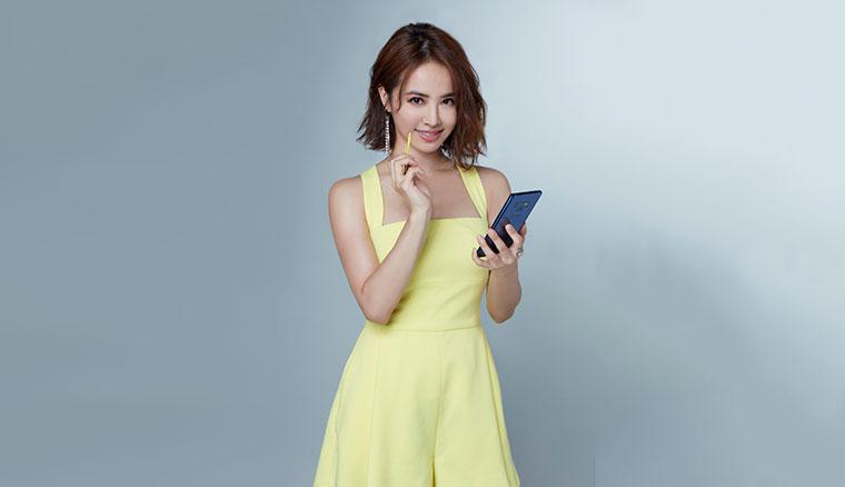 三星正式宣布Note 9代言人為蔡依林,台灣上市資訊8/15公布