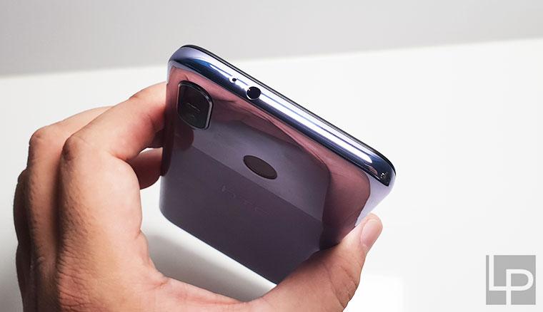 金屬水樣質感機身!HTCU12 life搶先動手玩、實機外型圖賞