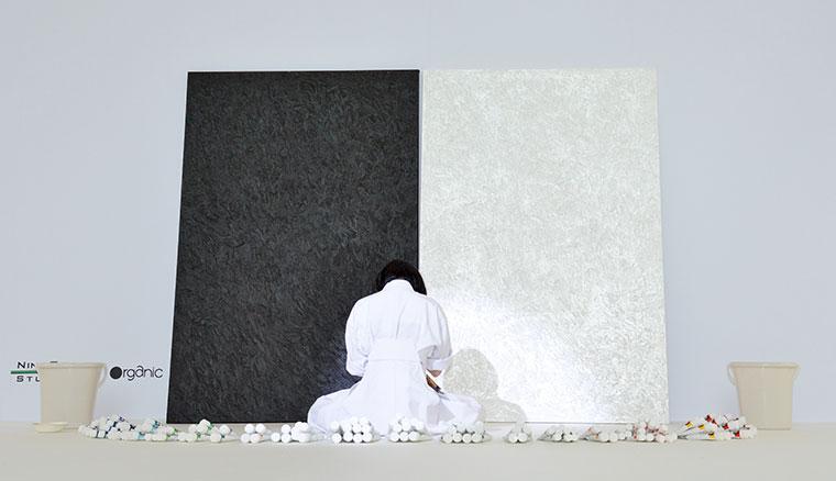 HTC攜手日本藝術家小松美羽,最新作品《祈禱》與VR結合
